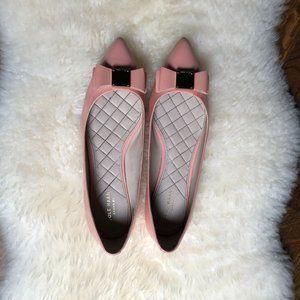 Cole Haan - Elsie Pink Patent Leather Flats Sz 9